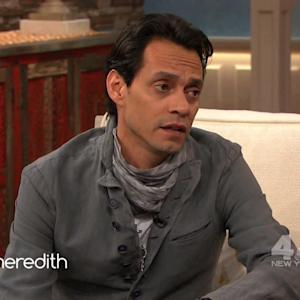 Marc Anthony's Dad Called Him Ugly