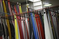 Canoes and kayaks in the Nelo factory, in Vila do Conde, northern Portugal, in June. The &quot;Made in Portugal&quot; label will dominate the waters at the London Olympics, with the country&#39;s kayak-canoe industry prospering despite a floundering economy