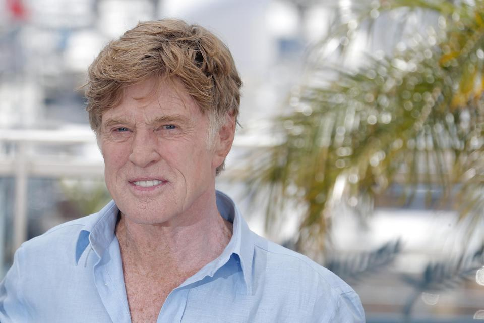 FILE - In this May 22, 2013 file photo, actor Robert Redford poses for photographers during a photo call for the film All Is Lost at the 66th international film festival, in Cannes, southern France. (Photo by Todd Williamson/Invision/AP, File)