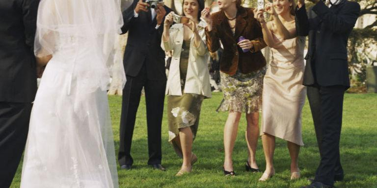 Brides Everywhere Are Banning This One Controversial Thing From Their Weddings