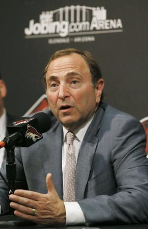 NHL might reevaluate sending players to Sochi