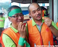 Green activists take a bite at Pahang MB's 'ear'