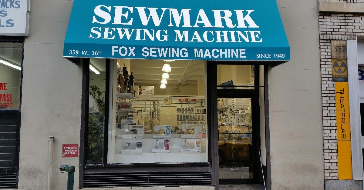Sewmark Sewing Machines