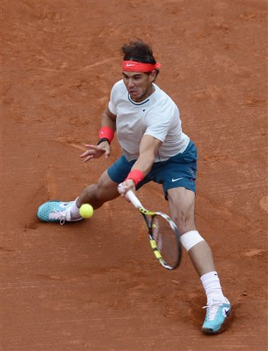 Nadal beats Almagro to win 8th Barcelona Open