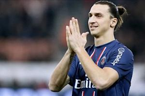 De Laurentiis: Ibrahimovic won't play with Cavani