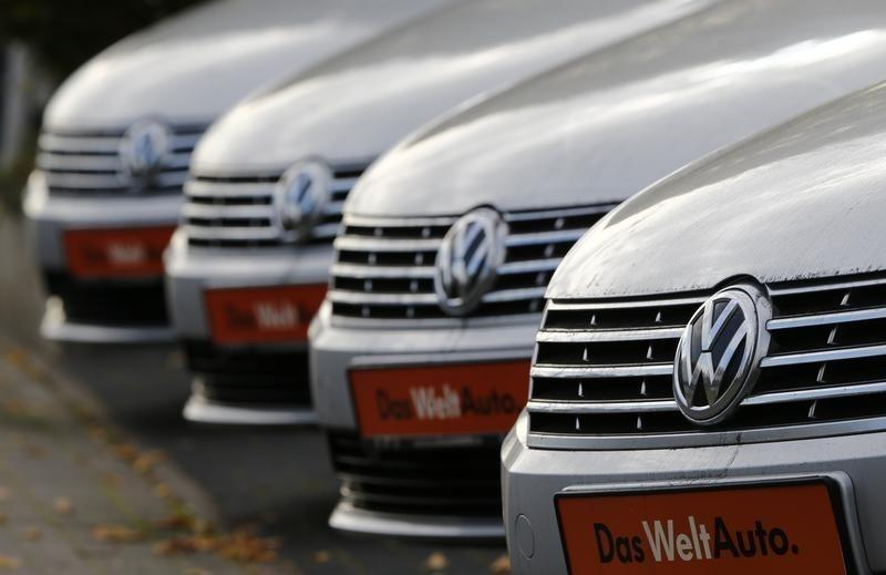 Volkswagen group sales return to growth in January