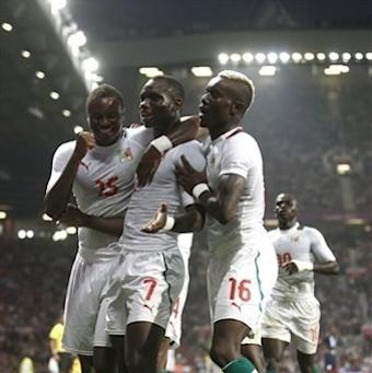 Senegal holds Britain to 1-1 Olympic football draw The Associated Press Getty Images Getty Images Getty Images Getty Images Getty Images Getty Images Getty Images Getty Images Getty Images Getty Image