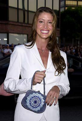 Shannon Elizabeth at the Westwood premiere of Universal's American Pie 2