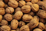 Walnuts are a great source of healthy fats.