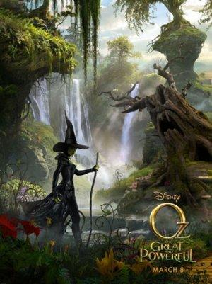 'Oz: The Great and Powerful' Poster: Wicked Witch Makes Her Debut