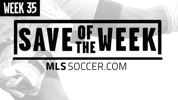 Vote now for MLS Save of the Week: Week 35