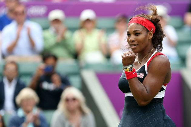 Olympics Day 6 - Tennis
