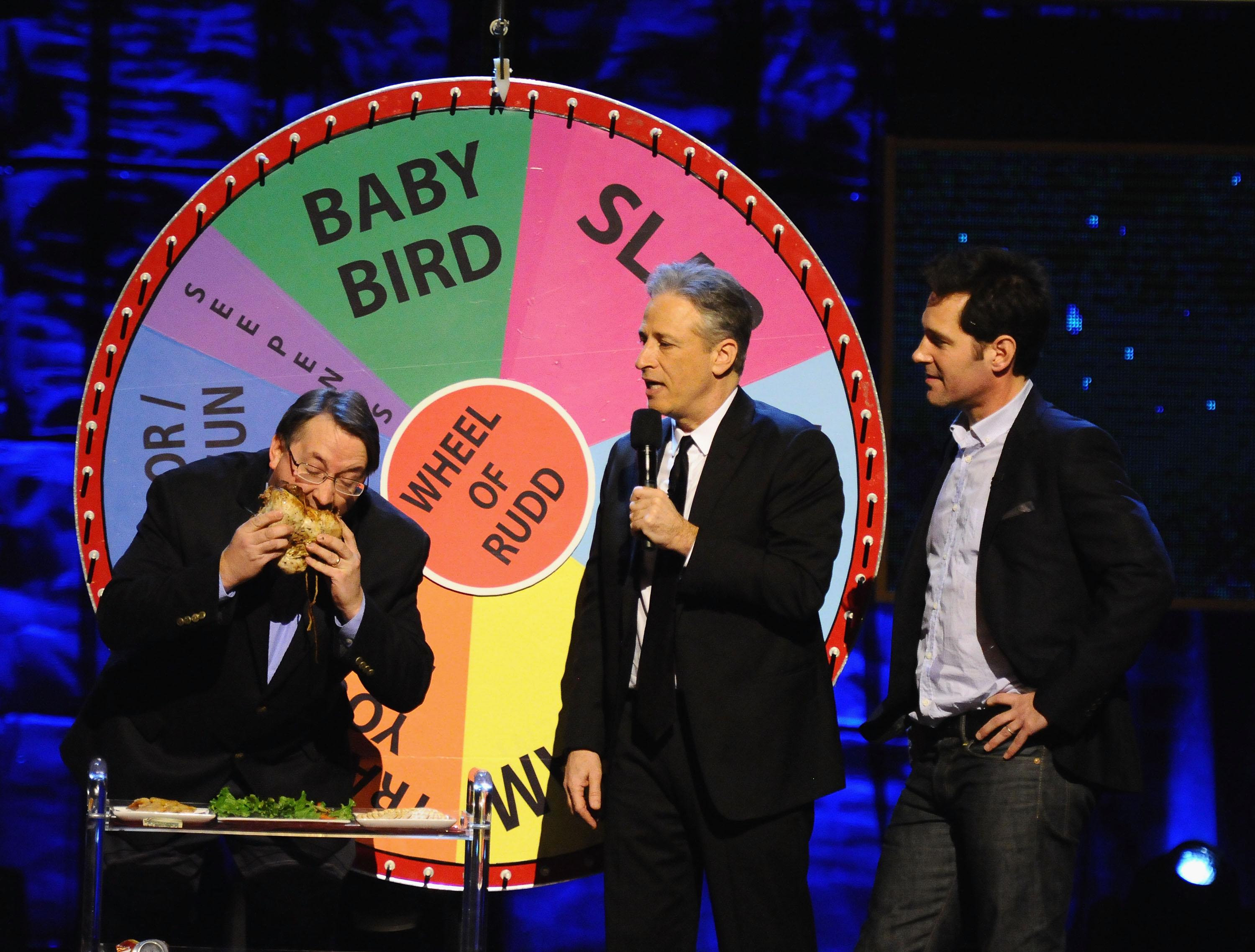 Paul Rudd, John Oliver, Louis C.K. Go All Out for 'Night of Too Many Stars' Fundraiser