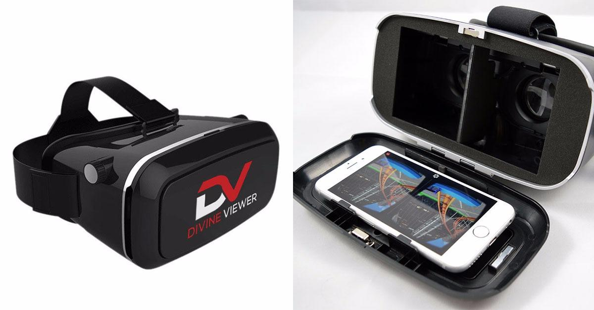 Turn Your Smartphone into Virtual Reality Headset