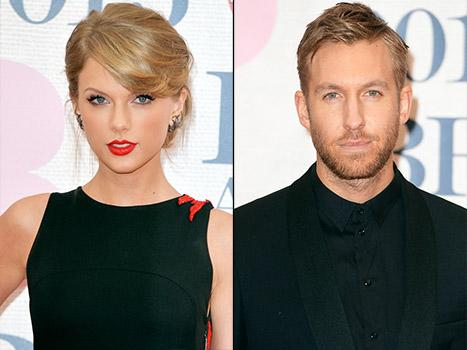 Taylor Swift and Calvin Harris Hang Out in Nashville — Could They Be Dating?! See the Pics