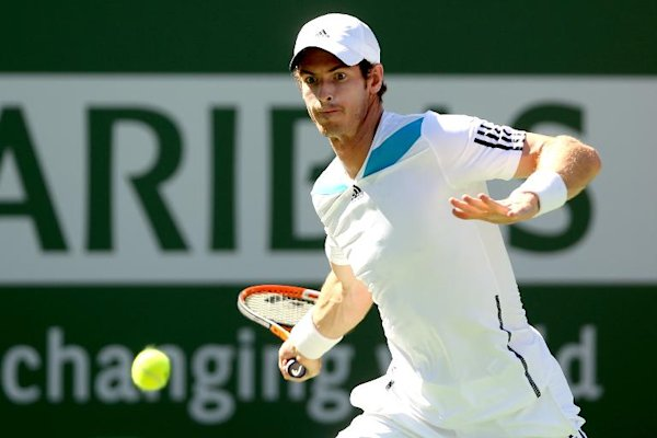 Murray survives Vesely test