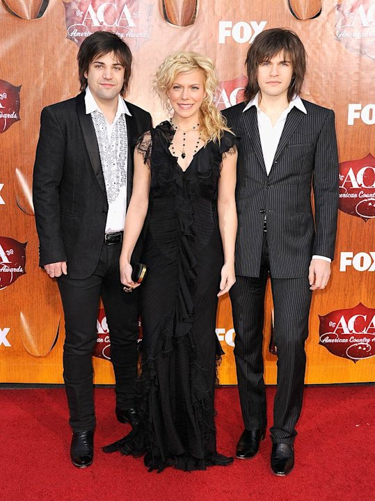 The Band Perry ACA s
