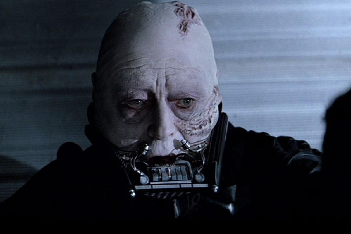 294 days until Star Wars: Darth Vader's final thoughts will leave you a blubbering mess