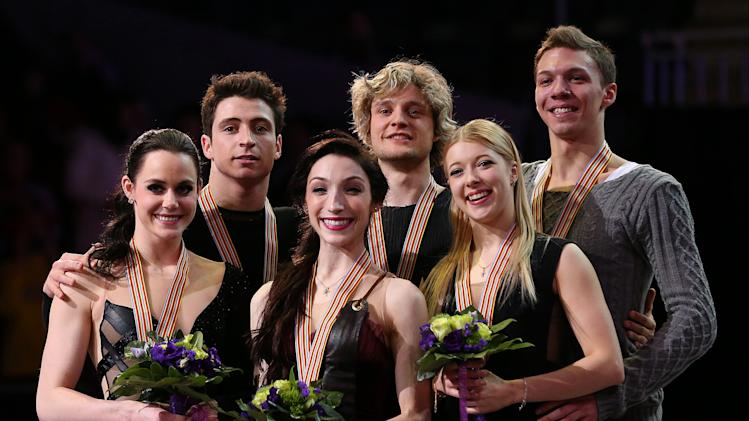2013 ISU World Figure Skating Championships