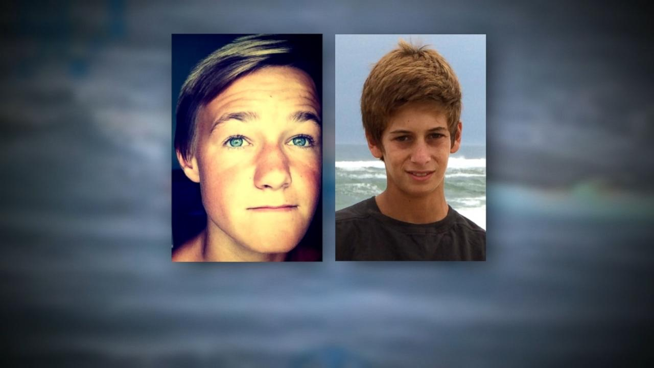 Coast Guard Will Suspend Search Tonight for Teens Missing at Sea, But Families Vow to Push On