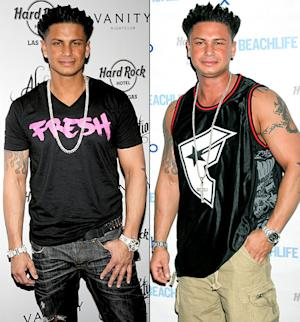 Jersey Shore's Pauly D Debuts Beefed-Up Look