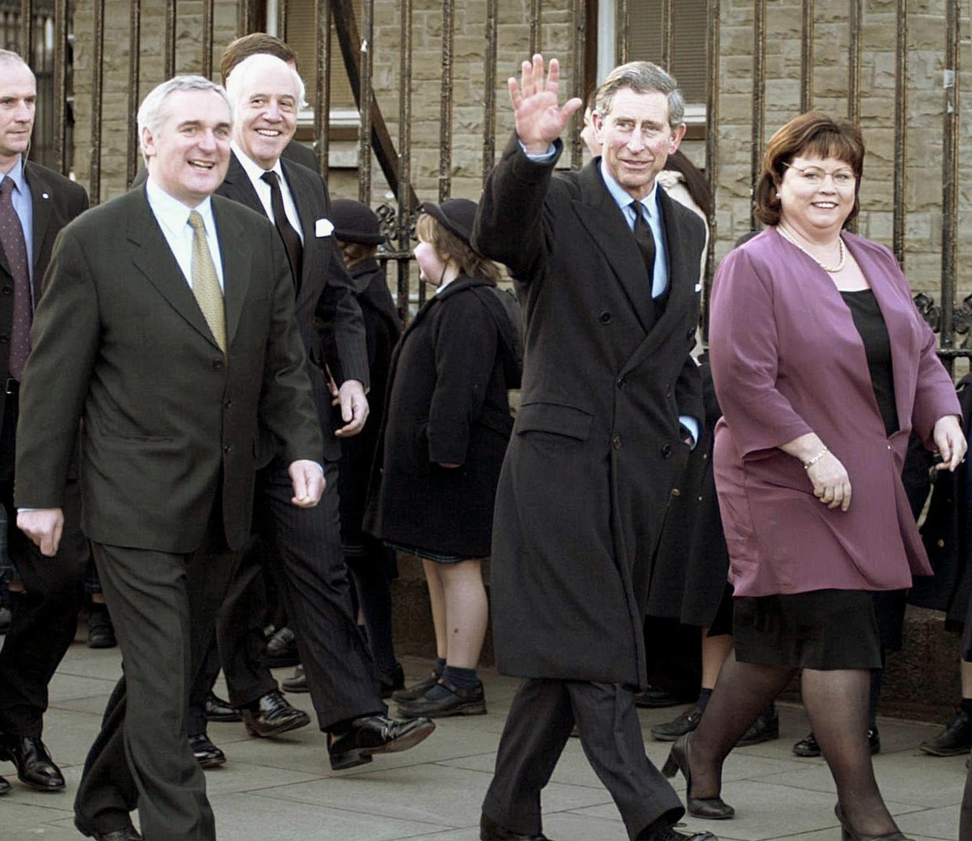 Charles expected to visit scene of great-uncle's IRA killing