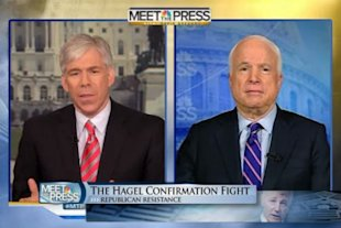 Sen. McCain claims 'massive cover-up' on Benghazi