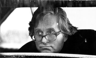 Michael Douglas as Grady Tripp in Paramount's Wonder Boys