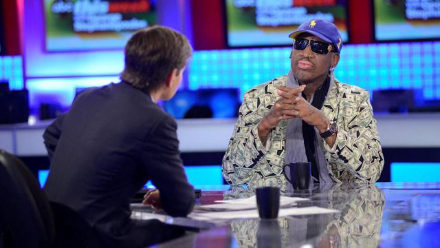 Dennis Rodman: Kim Jong Un Wants President Obama to 'Call Him'