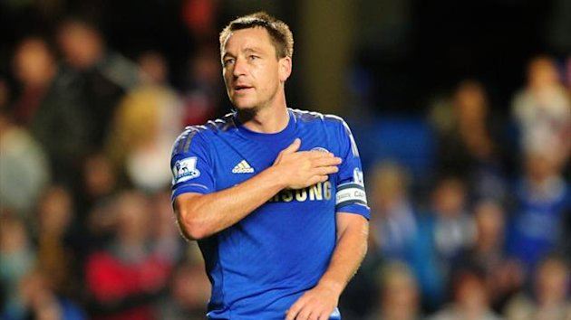 Is John Terry still Chelsea's captain?