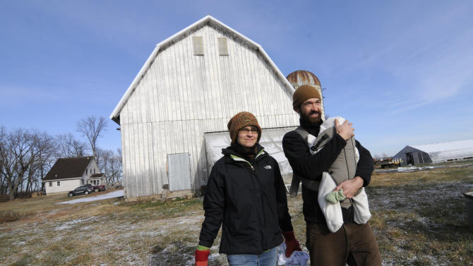 More young people see opportunity in farming