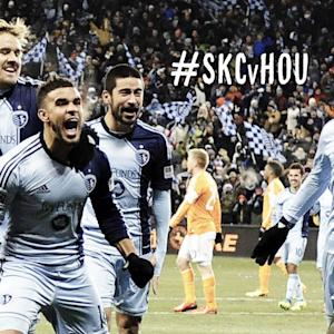 HIGHLIGHTS: Sporting Kansas City vs. Houston Dynamo