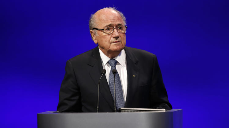 FIFA highlights reforms, Blatter salary a secret