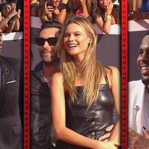 VMAs Red Carpet Hot Trend: Matching Couples!