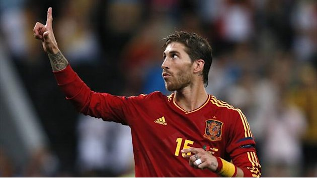 Liga - Spain confident over Ramos fitness for France clash