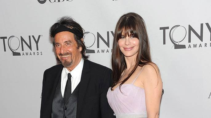 Pacino Sola Tony Awards
