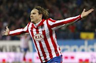 Forlan 'rooting' for Atletico Madrid in Europa League final