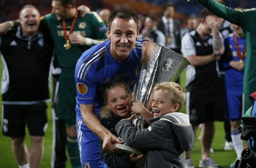John Terry to miss Chelsea's US tour
