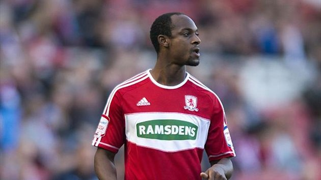 Justin Hoyte, Middlesbrough (PA Photos)