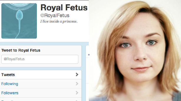 Meet the Comic Behind the @RoyalFetus Account, Which is Almost Two Years Old