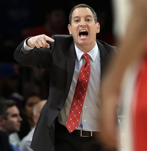 Rutgers beats DePaul 76-57 in Big East tournament
