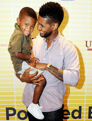 Usher's Son Usher Raymond V Hospitalized in ICU After Pool Accident: Report