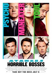 'Horrible Bosses' New Line Cinema
