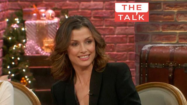 The Talk - Bridget Moynahan on 'Blue Bloods' Co-Stars