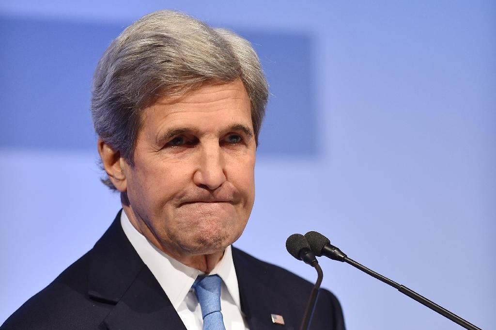 No military intervention on the table for Libya: Kerry