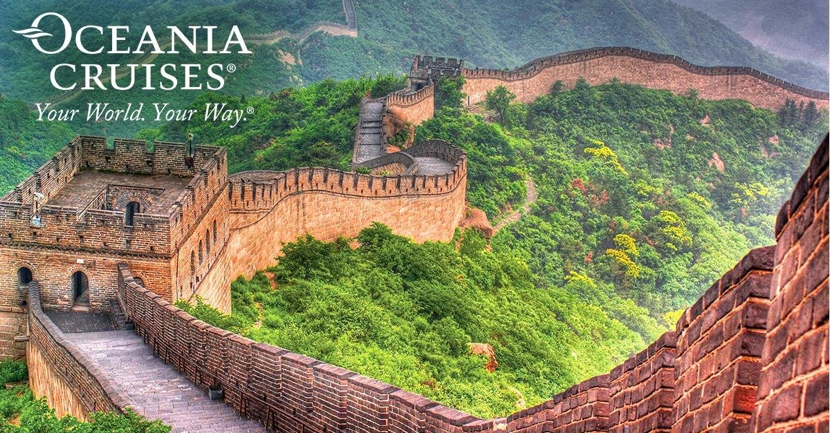 Voyage to The Great Wall of China