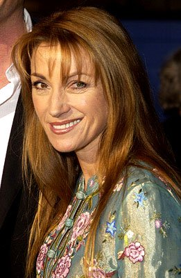 Jane Seymour at the Hollywood premiere of The Royal Tenenbaums