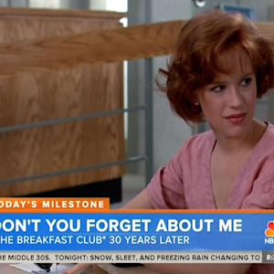 Molly Ringwald Picked Her 'Breakfast Club' Wardrobe