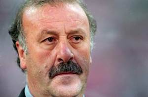 Del Bosque: I have renewed my contract with Spain