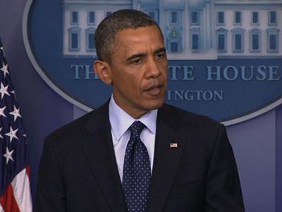 Obama Vows to Find Who's Behind Boston Blasts